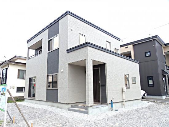 *亀田港分譲住宅オープンハウス*